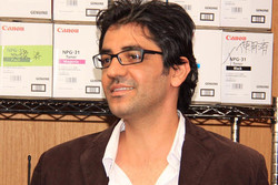 Iranian filmmaker Nima Javidi joins jury panel of Tbilisi Filmfest.