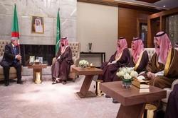بنسلمان و نخستوزیر الجزایر دیدار کردند