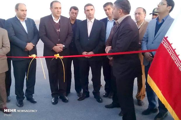 بهره گیری از ظرفیت فرودگاه اراک برای جابجایی محصولات استان مرکزی