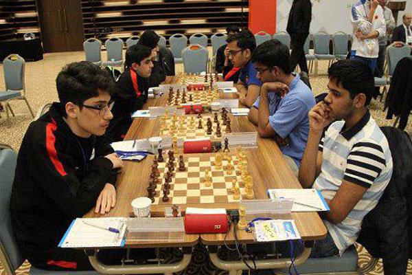فیروزجا قهرمان مسابقات شطرنج جام فجر شد