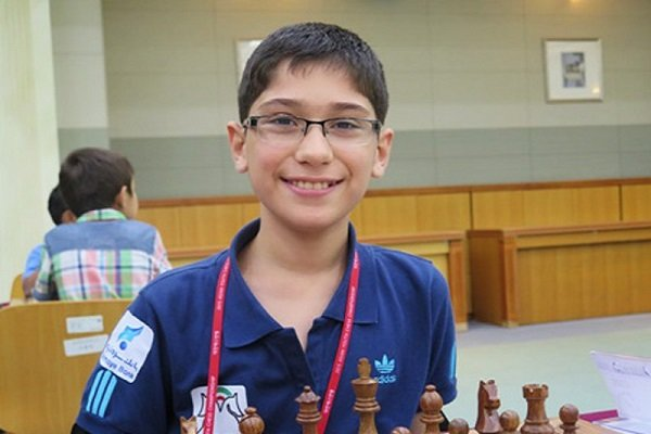 Iran's Firouzja wins gold at World Youth U-16 Chess Olympiad