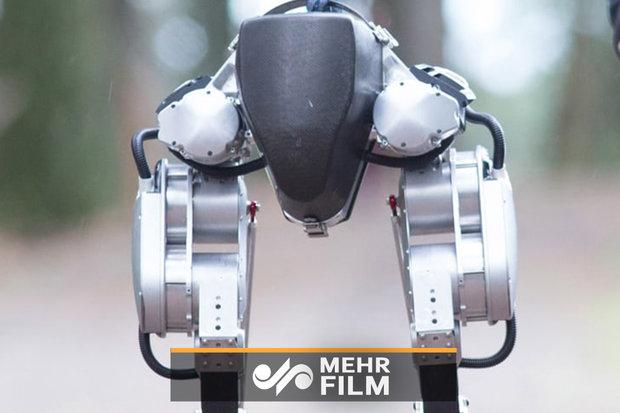 جدیدترین نسل از روباتهای دوپا