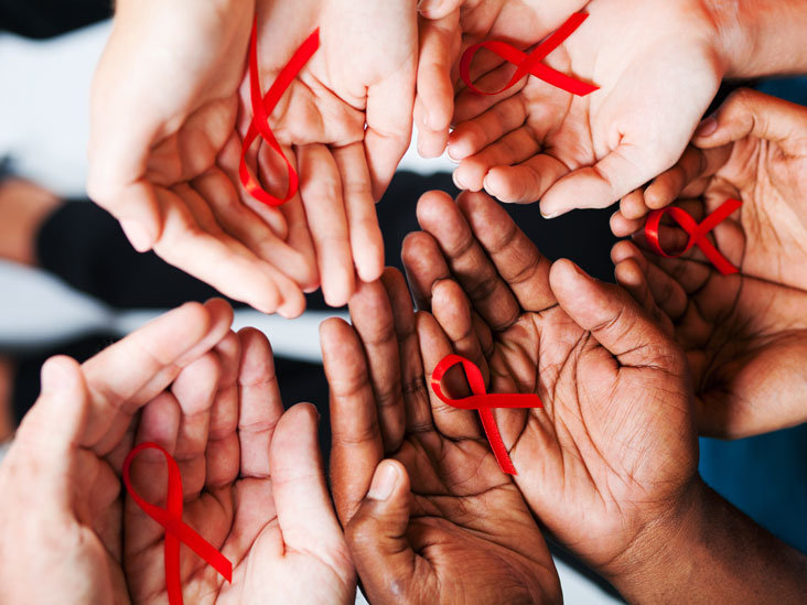Various departments team up, educate on World AIDS Day