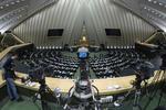بدء الجلسة العلنية لمجلس الشورى الاسلامي