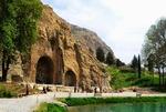 میزبانی طاقبستان از جشنواره ملی « کرمانشاه، پایتخت نوروز ایران»
