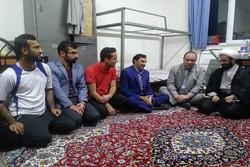 بازدید شبانه از دانشگاه کردستان/دانشجویان درتمام  بخشهاپیشگام اند