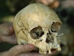 ہندوستان میں انسانی ہڈیوں کا بہت بڑا اسمگلر گرفتار