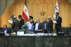 مجلس الشورى الإسلامي يناقش مشروع إدارة الخدمات في البلاد