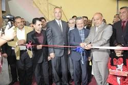 أول معرض للسلع الايرانية في مدينة الديوانية العراقية