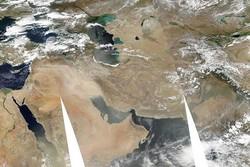 أقمار صناعية إيرانية للاستشعار عن بُعد تكشف 28 حالة ظاهرة غبار خلال هذا العام