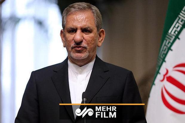 نائب الرئيس الإيراني: قوة إيران تساهم في استقرار المنطقة وأمنها