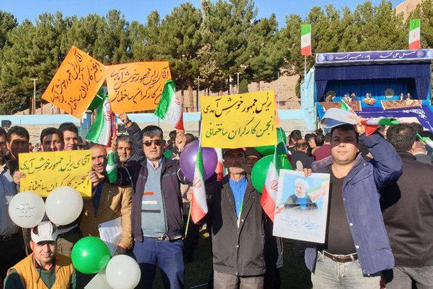 سفر حسن روحانی رئیس جمهور به سمنان