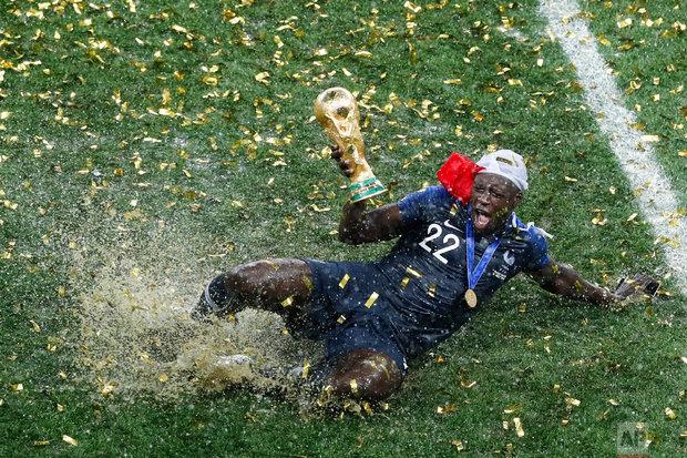 تصاویر برتر دنیای ورزش در سال 2018