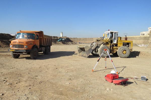 ساخت بزرگترین پروژه درمانی در قزوین آغاز شد