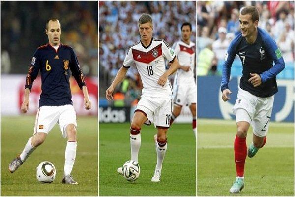 قهرمانی در جام جهانی تاثیری در انتخابات فرانس فوتبال ندارد