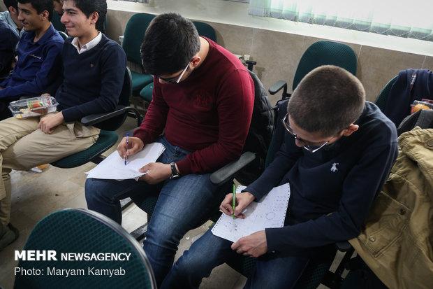 مراسم افتتاح اندیشکده دانش پژوهان جوان