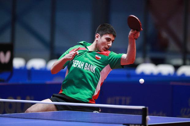 Iran wins India at World Junior Table Tennis C'ships