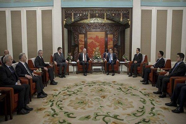 محورهای دیدار رئیسمجلس ترکیه با نخستوزیر چین