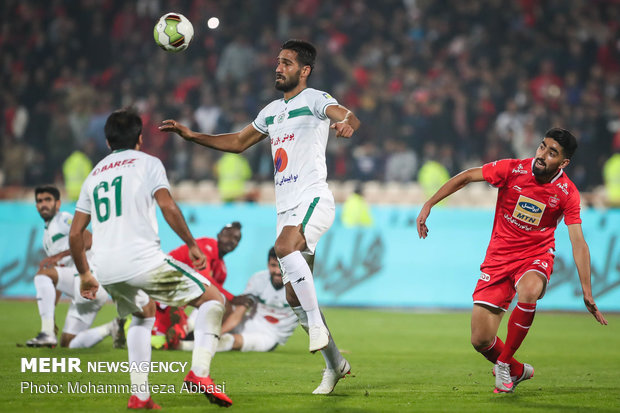 Persepolis edges Zob Ahan at IPL