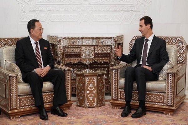 بشار اسد: دشمنی آمریکا با کشورهای مستقل حد و مرزی نمی شناسد