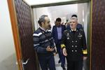 بازدید فرمانده نیروی دریایی ارتش از نمایشگاه صنایع دریایی کیش