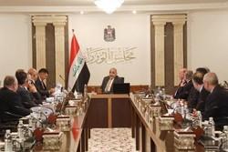عبد المهدي: الحكومة الاتحادية هي المسؤولة عن حماية كركوك