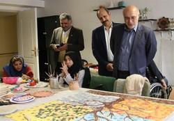 Tehran cultural heritage director at Raad Charity