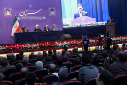 Rouhani's visit to Semnan