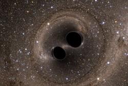 یک رویداد ترسناک فضایی رصد شد/ کشف برخورد ۲ سیاهچاله