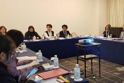 برگزاری نشست کمیسیون زنان و ورزش شورای المپیک آسیا با حضور شهریان
