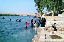 مردم از نزدیک شدن به رودخانه دز خودداری کنند