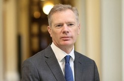 Rob Macaire UK Ambassador to the Islamic Republic of Iran