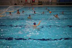 تیم واترپلو جوانان ایران برابر قزاقستان شکست خورد