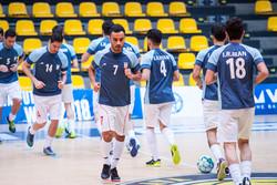 Iraq, Kuwait confirm participation in Iran's futsal tourn.