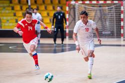 الإعلان عن أسماء لاعبي منتخب إيران لكرة الصالة لنهائي بطولة آسيا