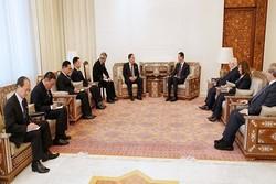 Esad: Suriye ile Kuzey Kore aynı düşmanla karşı karşıya