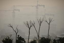 افزایش ازن و ذرات معلق در هوای تهران/ پایتخت در آستانه شرایط نامطلوب