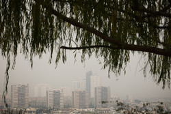 هوای تهران هماکنون ناسالم است/ پیشوا و پاکدشت در وضعیت قرمز