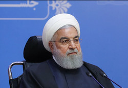 روحاني: أمريكا لن تستطيع أن تحدد مصير شعوب المنطقة
