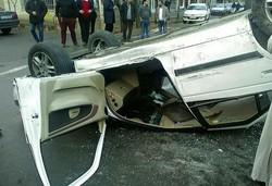 تصادف خودروی حامل امام جمعه جلفا/ حجت الاسلام سنجری مصدوم شد