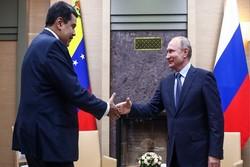 روسیه و ونزوئلا قرارداد سرمایهگذاری ۵ میلیارد دلاری امضا کردند