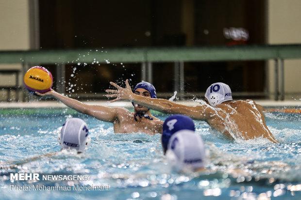 پیروزی تیم ملی واترپلو جوانان ایران برابر میزبان مسابقات