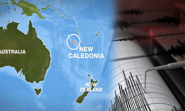 جزائر نیوکالیڈونیا میں دو شدید زلزلے/ سونامی وارننگ جاری