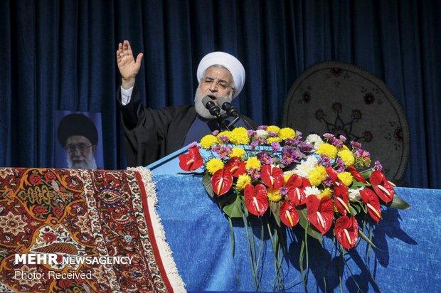 روحاني: إيران ستطلق  قريبا قمرين اثنين على مدار 600 كم حول الأرض