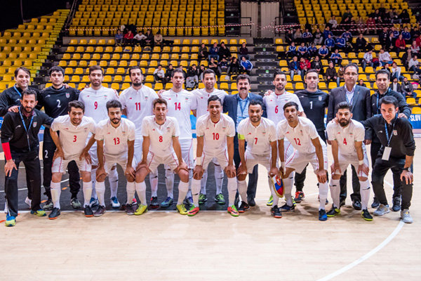 Iran futsal to play friendly with Serbia