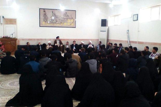 سخنان بی پرده آیت الله میرعمادی با دانشجویان