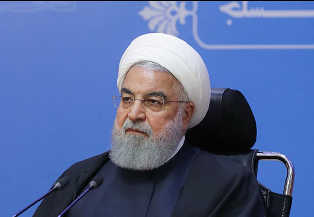 Rouhani to US: You cannot redirect Iranians back to pre-revolution era