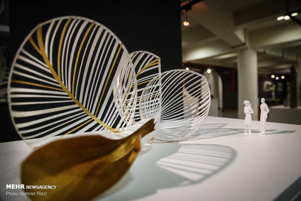 نمایشگاه ششمین دوسالانه مجسمه های شهری