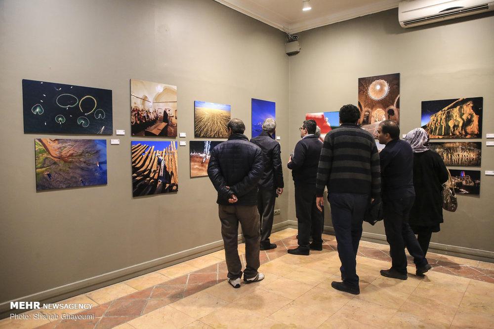 افتتاحیه هفتمین همایش ۱۰ روز با عکاسان ایران