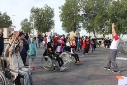 همایش روز جهانی معلولان در بوشهر برگزار شد